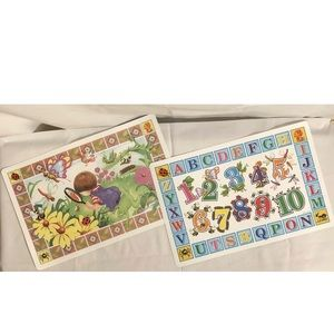 CounterArt Reversible Placemats Set of 4